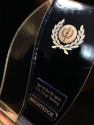BE award 2