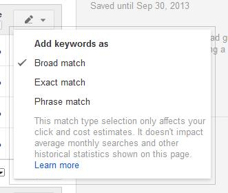 AdWords Tool 4