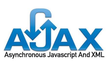 Ajax logo.