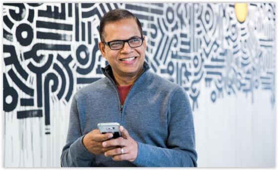 Amit Singhal, Google