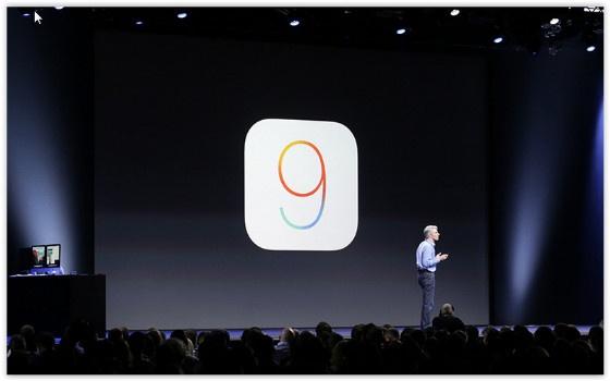 Apple iOS9 launch
