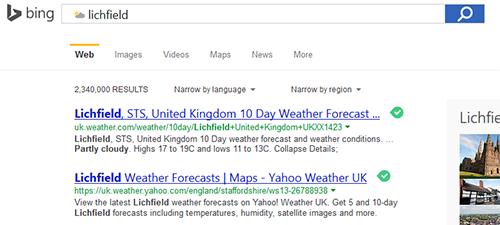 Bing-emoji-search