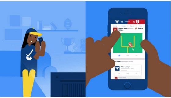 Facebook sports live stream