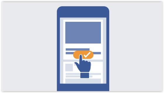 Facebook advert graphic