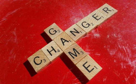 Game Changer Scrabble 560 w