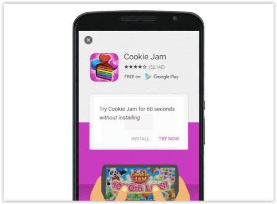 Google interactive ads