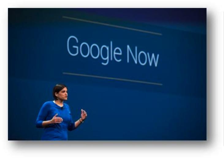 Google Now at I/O