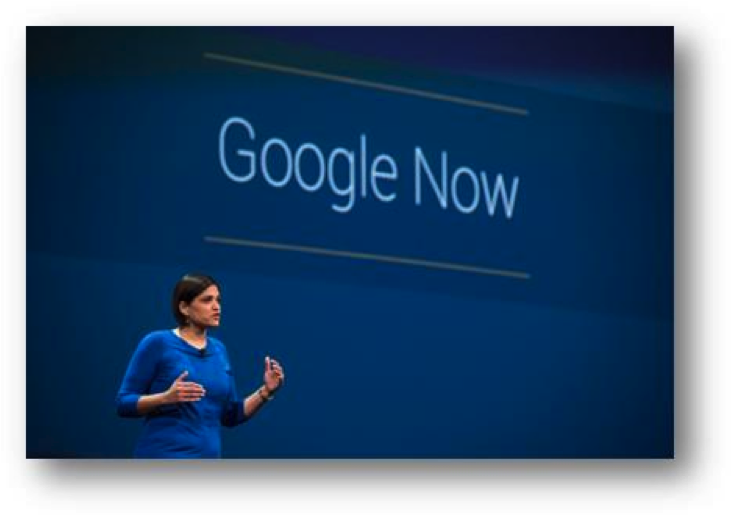 Google Now at I/O