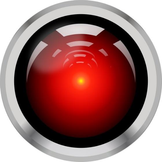 HAL 9000.