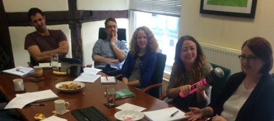 Team integration meeting
