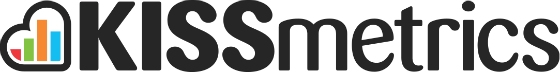 KissMetrics logo.