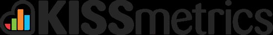 KissMetrics logo.