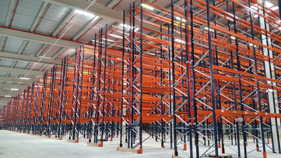 Warehousing.