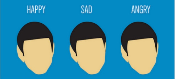 Mr Spock Emotions