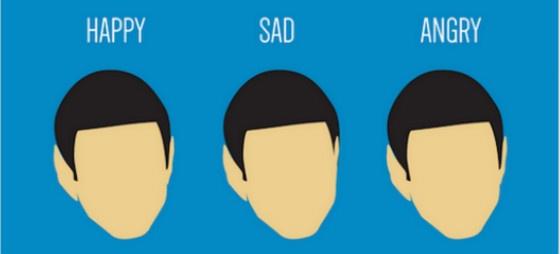 Mr Spock Emotions
