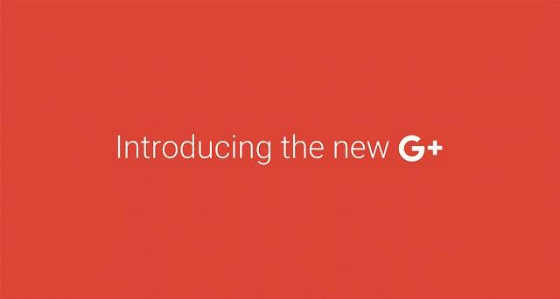 New Look Google+