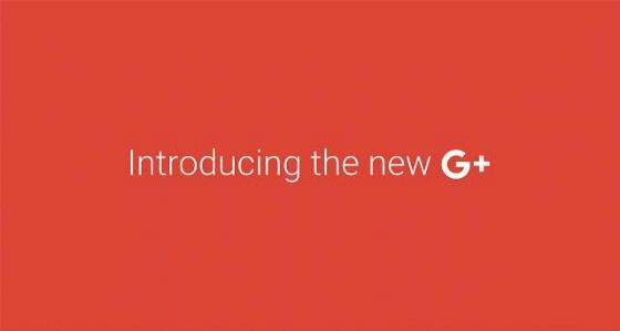 New Look Google+