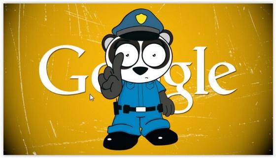 Google Panda logo
