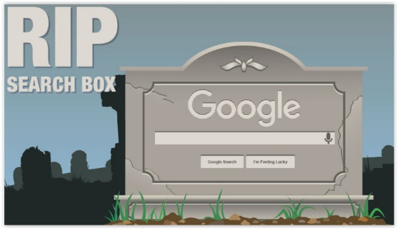 RIP Search Box