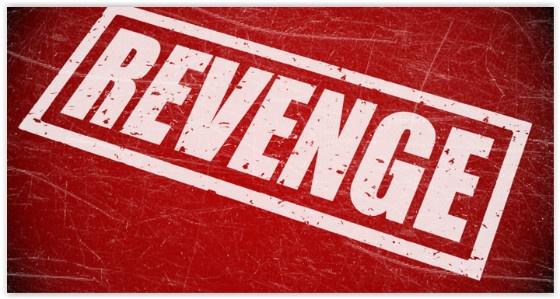 Revenge stamp