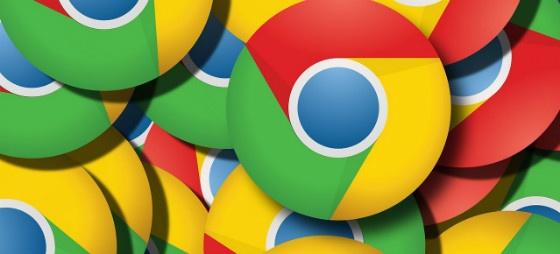 Chrome logos