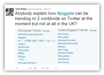 #piggate tweet