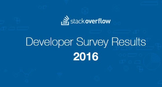 Stack Overflow Developer Survey 2016