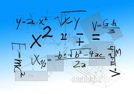 Overcomplicated mathematical formulae.