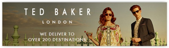 Ted Baker website