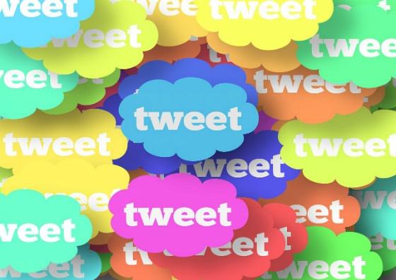 Tweet Clouds graphic