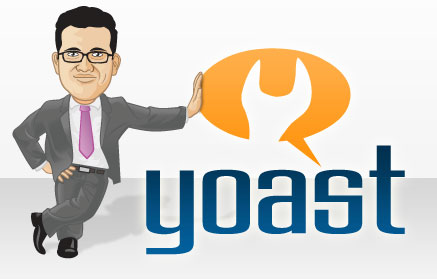 Yoast logo.