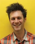 Alan Rowe, head of web development.