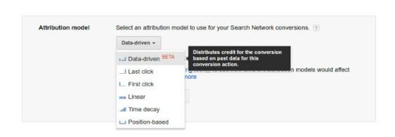 attribution model tool