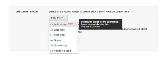 attribution model tool