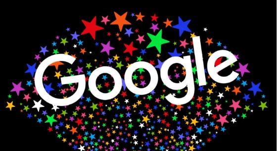 Google and stars