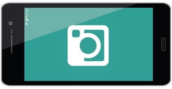Instagram landscape
