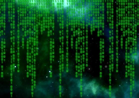 Green matrix code