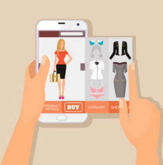 mobile e-commerce site