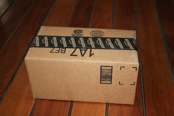 delivery package