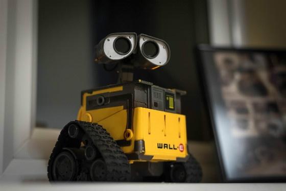 WallE robot