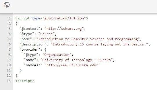 schema courses 2