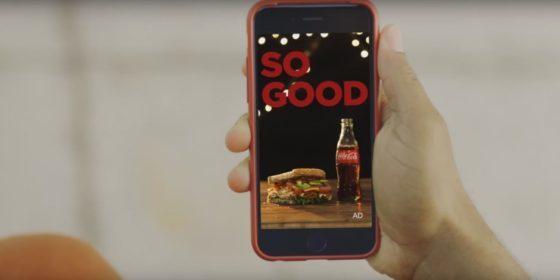 snapchat ad increase
