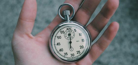 Stop clock