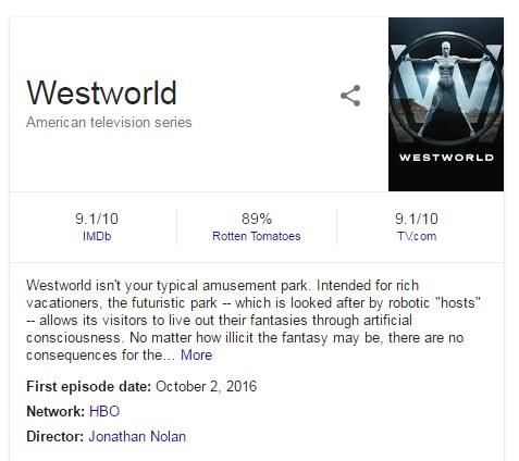 westworld before