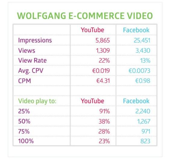 video marketing on social platforms stats