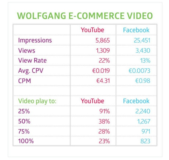video marketing on social platforms stats