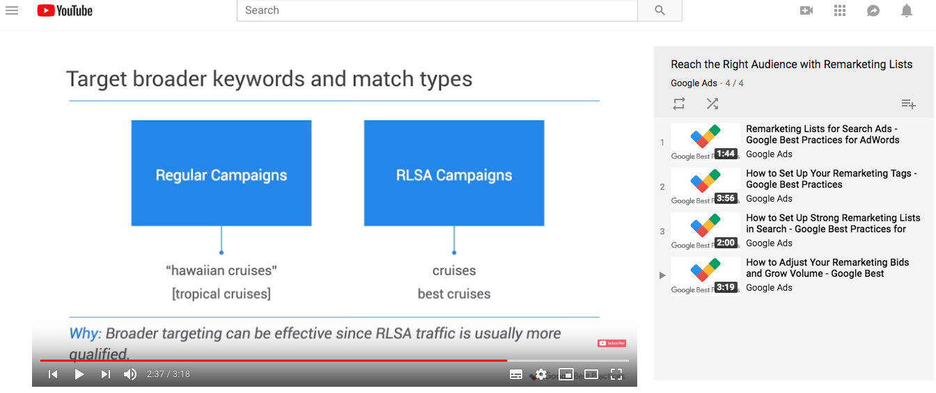 RSLA example