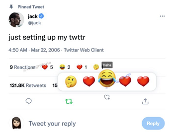 dpm twiiter emoji