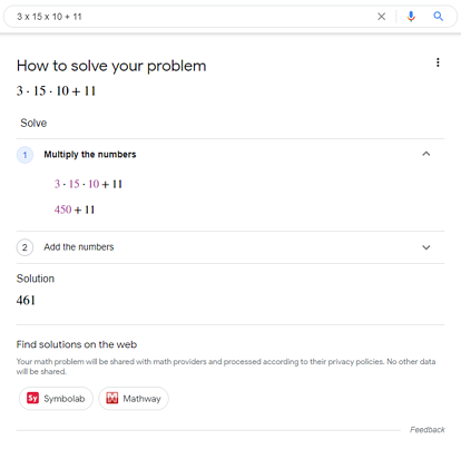 google-maths-solvers-rich-results