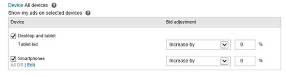 PPC: Bing Ads Retiring Mobile Device Targeting (Sort of)